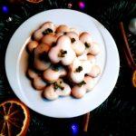 Pistachio Almond Cookies